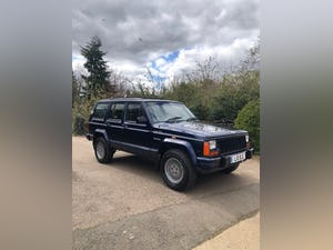 1994 Jeep Cherokee XJ 4.0/ Diesel-    NOW SOLD SIMILAR REQUIRED For Sale (picture 3 of 6)