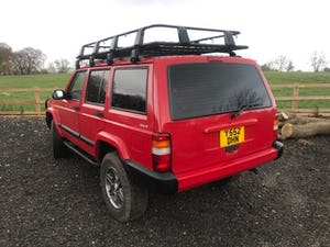 2001 Jeep Cherokee XJ Sport 4.0 Auto For Sale (picture 3 of 12)