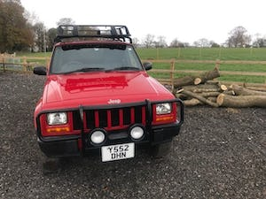 2001 Jeep Cherokee XJ Sport 4.0 Auto For Sale (picture 8 of 12)