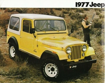 Picture of 1977 Jeep, Jeep C7,Jeep 4x4 For Sale