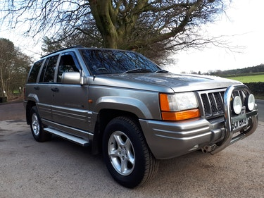 Picture of 1997 Grand Cherokee Orvis 4.0 Auto Top Spec For Sale