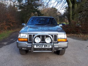 1997 Grand Cherokee Orvis 4.0 Auto Top Spec For Sale (picture 3 of 12)
