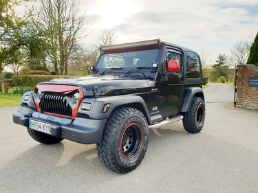 Picture of 2004 Jeep wrangler sport manual 4.0 petrol 4x4 For Sale