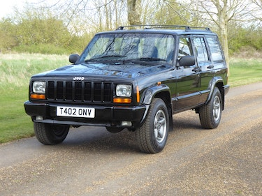 Picture of 1999 Jeep Cherokee XJ 4.0 Orvis 75000 miles FSH Superb Example For Sale