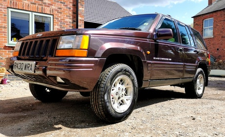 Picture of 1997 jeep grand cherokee zj 12 months MOT For Sale
