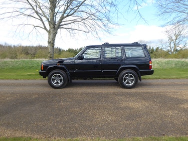 Picture of 1999 Jeep Cherokee XJ 4.0 Orvis 75000 miles    SOLD For Sale