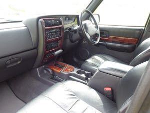 1999 Jeep Cherokee XJ 4.0 Orvis 75000 miles    SOLD For Sale (picture 7 of 12)