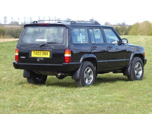 1999 Jeep Cherokee XJ 4.0 Orvis 75000 miles    SOLD For Sale (picture 11 of 12)