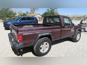 1987 Jeep Comanche 4x4 Pick Up Truck Auto 6-cyl 4.0L solid C For Sale (picture 4 of 12)