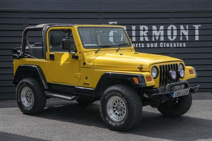 Picture of Jeep Wrangler TJ 2002 60th Anniversary Edition For Sale