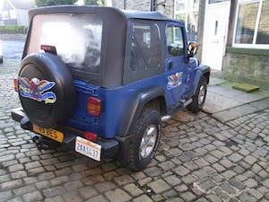 2003 Jeep Wrangler Tombraider 2 / 4 LITRE For Sale (picture 4 of 11)