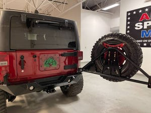 2012 Jeep Wrangler Unlimited Rubicon 4x4 Rubicon 4dr SUV $34 For Sale (picture 3 of 12)
