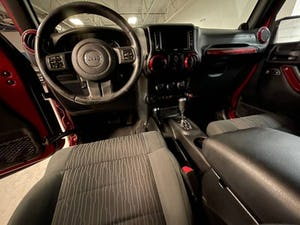 2012 Jeep Wrangler Unlimited Rubicon 4x4 Rubicon 4dr SUV $34 For Sale (picture 8 of 12)