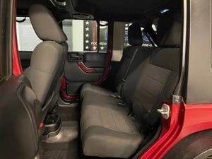 2012 Jeep Wrangler Unlimited Rubicon 4x4 Rubicon 4dr SUV $34 For Sale (picture 11 of 12)