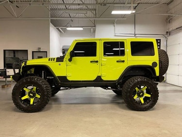 Picture of 2016 Jeep Wrangler Unlimited Rubicon 4x4 Rubicon 4dr SUV $56 For Sale
