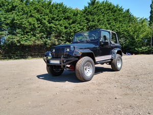 1995 Jeep YJ Custom For Sale (picture 1 of 7)