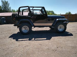 1995 Jeep YJ Custom For Sale (picture 4 of 7)
