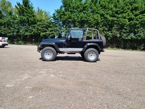 1995 Jeep YJ Custom For Sale (picture 6 of 7)