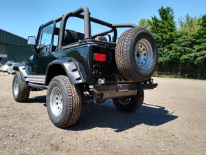 1995 Jeep YJ Custom For Sale (picture 7 of 7)