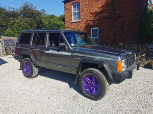1996 jeep xj jeep cherokee 2.5 petrol low 45k miles For Sale (picture 6 of 12)