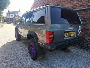 1996 jeep xj jeep cherokee 2.5 petrol low 45k miles For Sale (picture 12 of 12)
