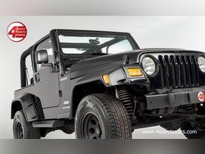 2003 Jeep Wrangler Sport 4.0 /// Excellent Rust-Free Condition For Sale (picture 3 of 12)