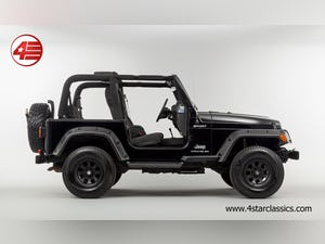 2003 Jeep Wrangler Sport 4.0 /// Excellent Rust-Free Condition For Sale (picture 4 of 12)