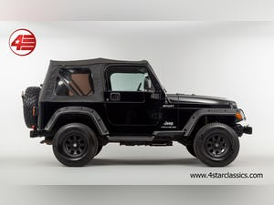 2003 Jeep Wrangler Sport 4.0 /// Excellent Rust-Free Condition For Sale (picture 5 of 12)