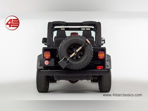 2003 Jeep Wrangler Sport 4.0 /// Excellent Rust-Free Condition For Sale (picture 6 of 12)
