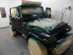 1993 Jeep Wrangler YJ 4L Manual For Sale (picture 8 of 12)