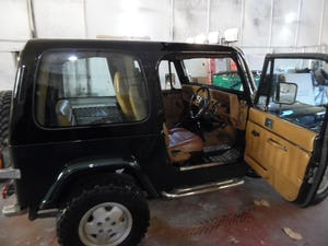 1993 Jeep Wrangler YJ 4L Manual For Sale (picture 10 of 12)