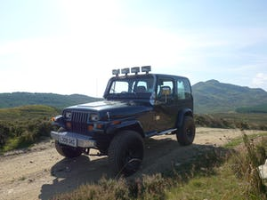 1993 Jeep Wrangler YJ 4L Manual For Sale (picture 12 of 12)