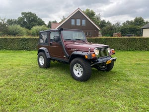 2002 Jeep Wrangler 4.0i RUBICON 49 DKM For Sale (picture 1 of 12)