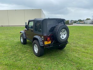 2002 Jeep Wrangler 4.0i RUBICON 49 DKM For Sale (picture 5 of 12)