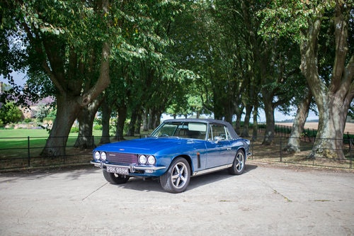 1974 Jensen Interceptor MKIII Convertible (PBK '74) For Sale (picture 1 of 6)