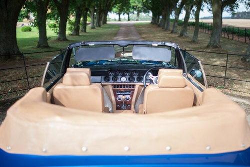 1974 Jensen Interceptor MKIII Convertible (PBK '74) For Sale (picture 3 of 6)