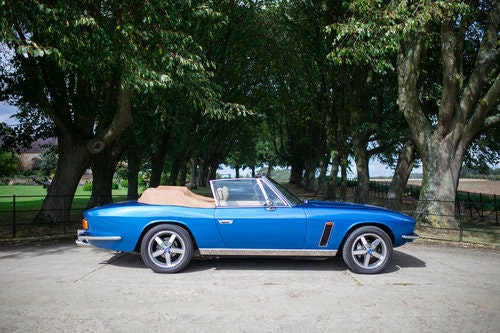 1974 Jensen Interceptor MKIII Convertible (PBK '74) For Sale (picture 4 of 6)