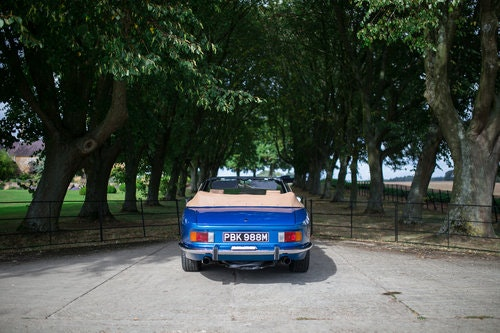 1974 Jensen Interceptor MKIII Convertible (PBK '74) For Sale (picture 6 of 6)