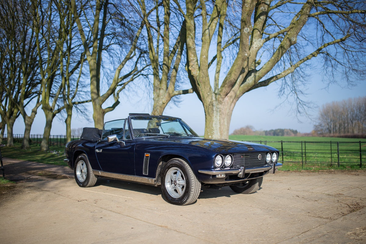 1974 *SOLD* Jensen Convertible MKIII (JGN – 74) For Sale (picture 1 of 6)