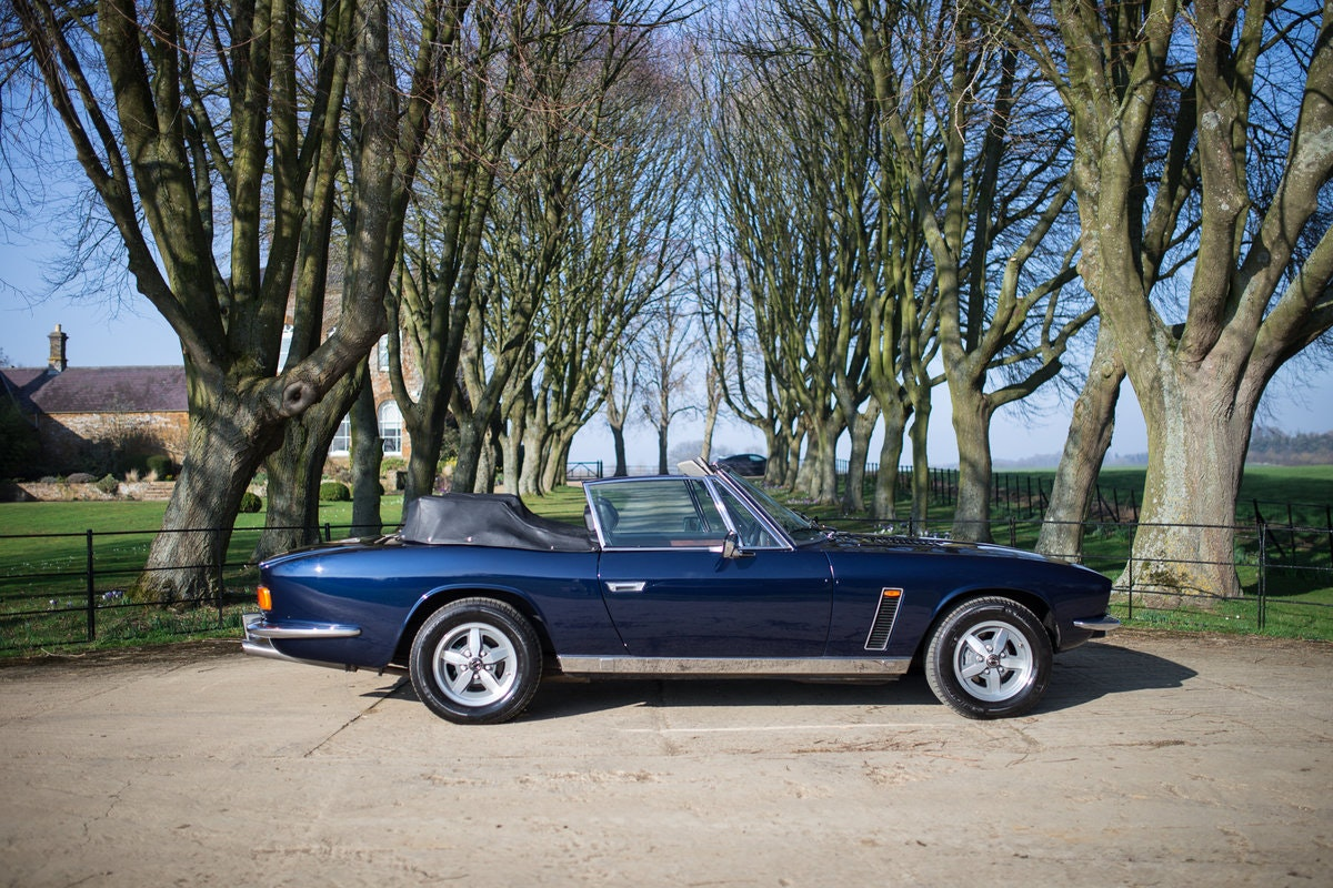 1974 *SOLD* Jensen Convertible MKIII (JGN – 74) For Sale (picture 2 of 6)