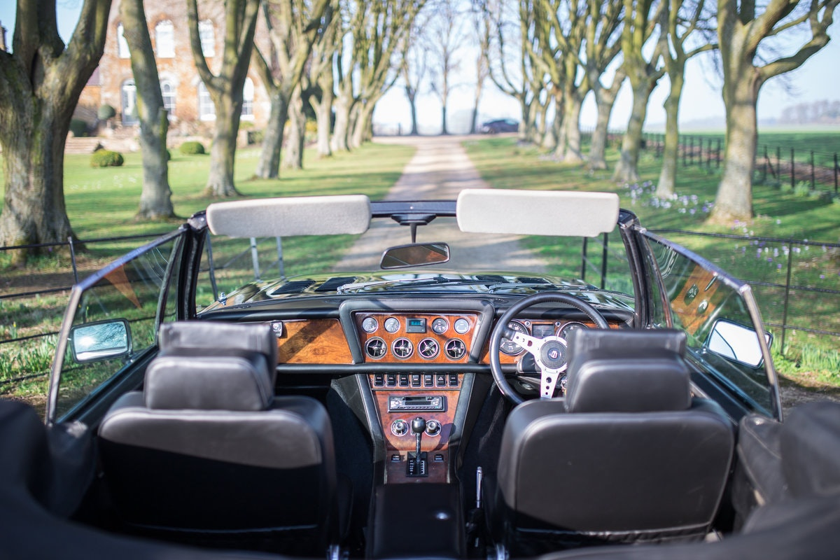 1974 *SOLD* Jensen Convertible MKIII (JGN – 74) For Sale (picture 4 of 6)