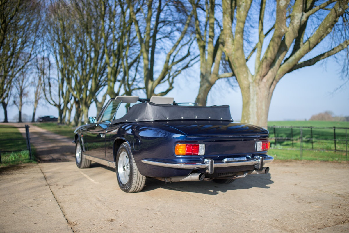 1974 *SOLD* Jensen Convertible MKIII (JGN – 74) For Sale (picture 5 of 6)