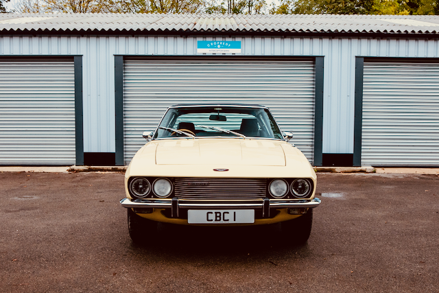 1976 Jensen Interceptor MKIII (OLW – 76) For Sale (picture 1 of 6)