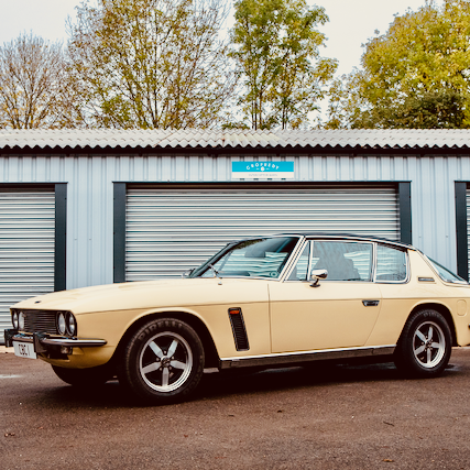 1976 Jensen Interceptor MKIII (OLW – 76) For Sale (picture 2 of 6)