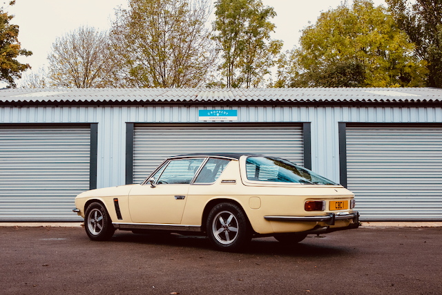 1976 Jensen Interceptor MKIII (OLW – 76) For Sale (picture 4 of 6)
