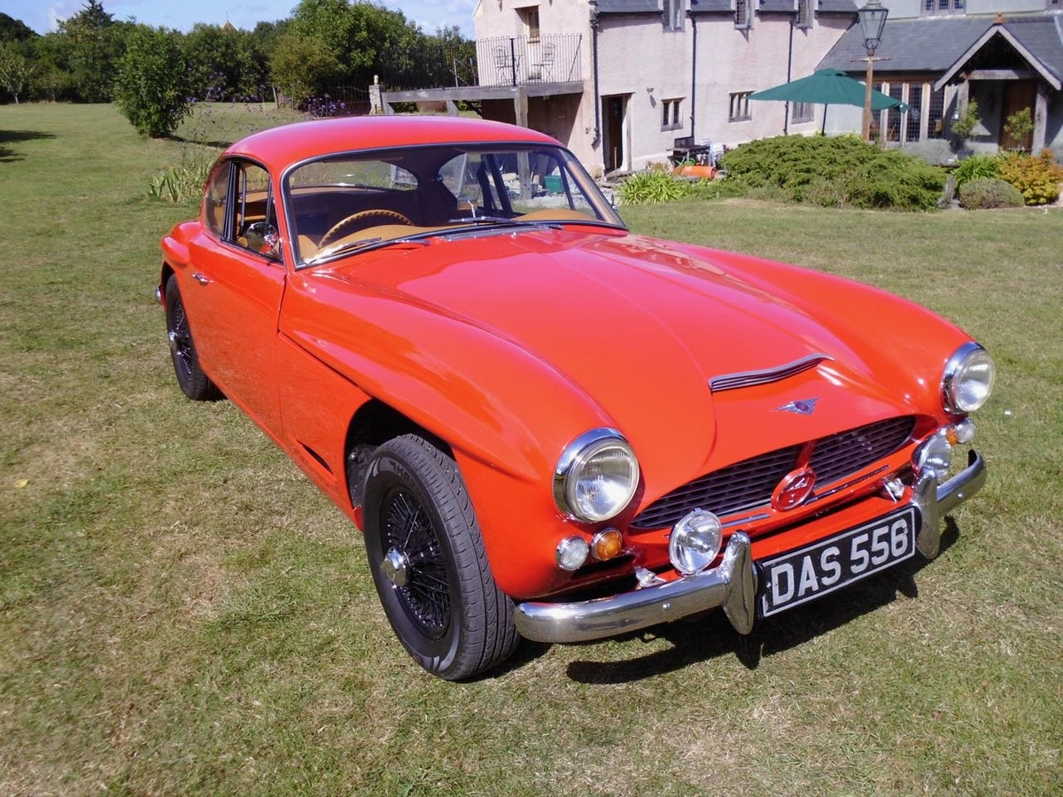 1962 Very Rare Jensen 541S SOLD (picture 2 of 6)