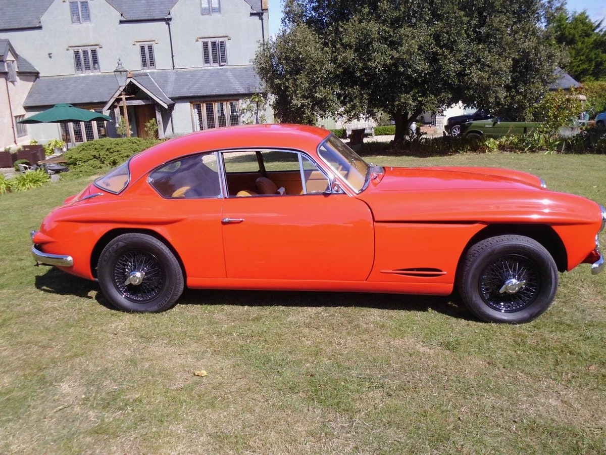 1962 Very Rare Jensen 541S SOLD (picture 5 of 6)