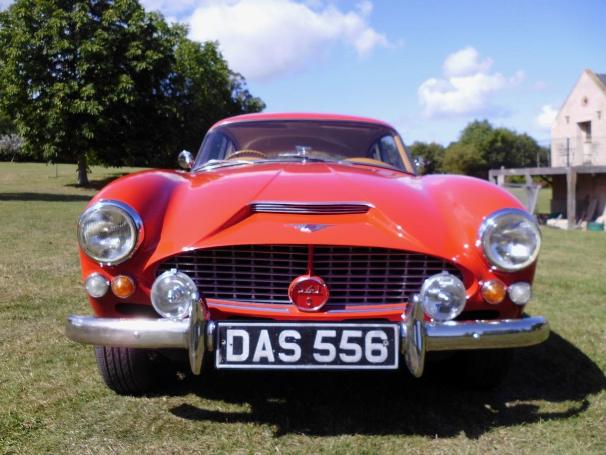 1962 Very Rare Jensen 541S SOLD (picture 6 of 6)