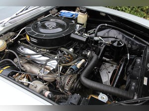 1967 Jensen FF Vignale MkI, One of eight remaining For Sale (picture 17 of 23)