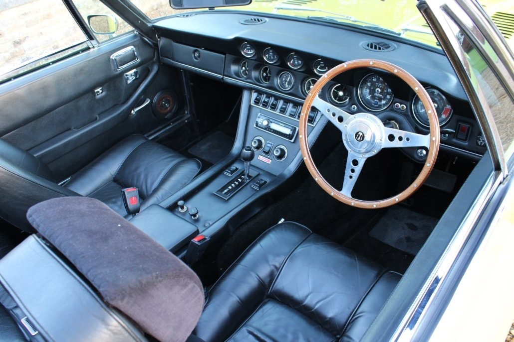 1975 JENSEN INTERCEPTOR CONVERTIBLE For Sale (picture 13 of 19)